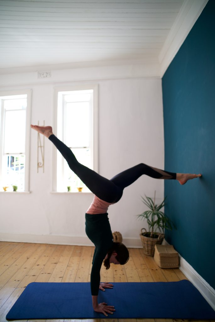 The Meaning of Yoga - Wall Exercise | moveOn 89 Pilates | Yoga | Wellness