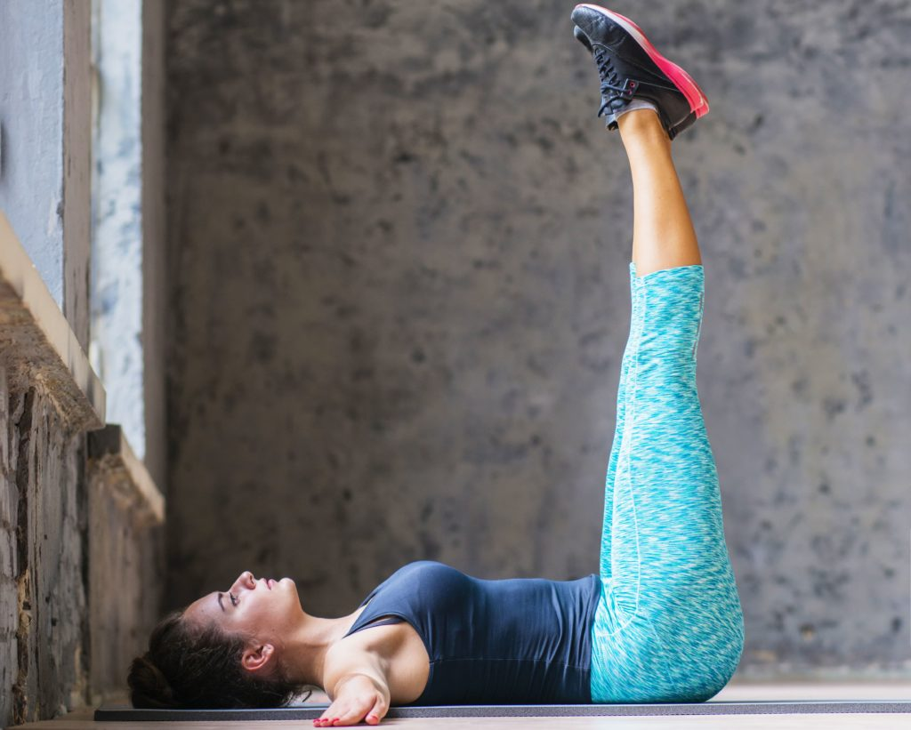 Legs Up the Wall Pose   Top 9 Yoga poses for stress relief   moveOn 89